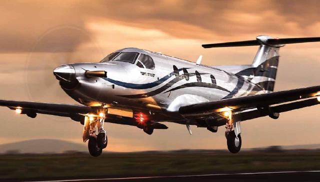 Pilatus PC 12/45