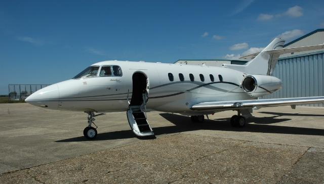 Hawker 750 XP