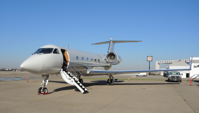 Gulfstream G-IVSP
