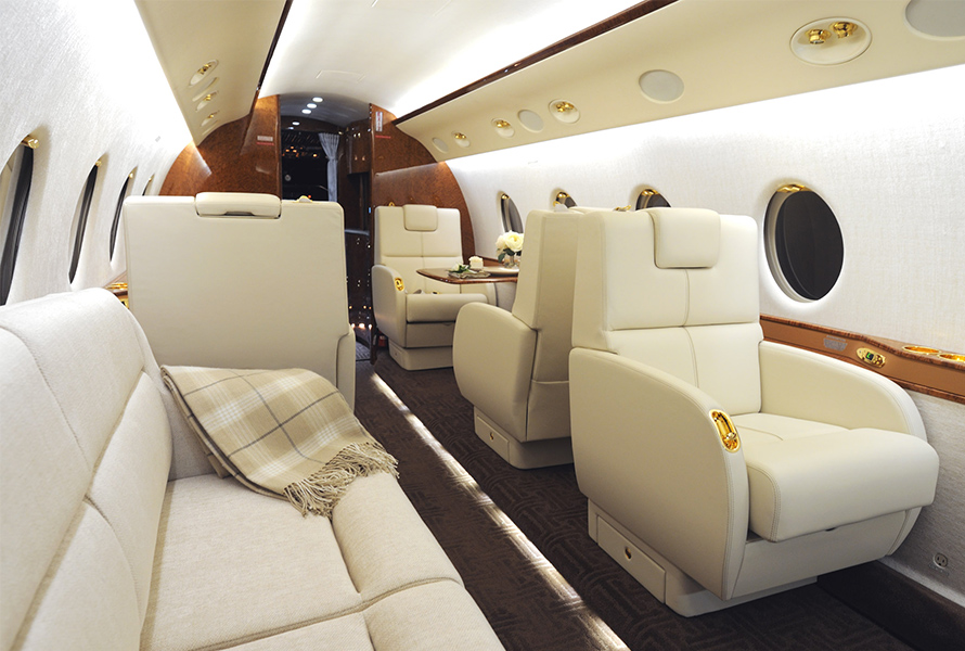 Gulfstream G200 Private Jet