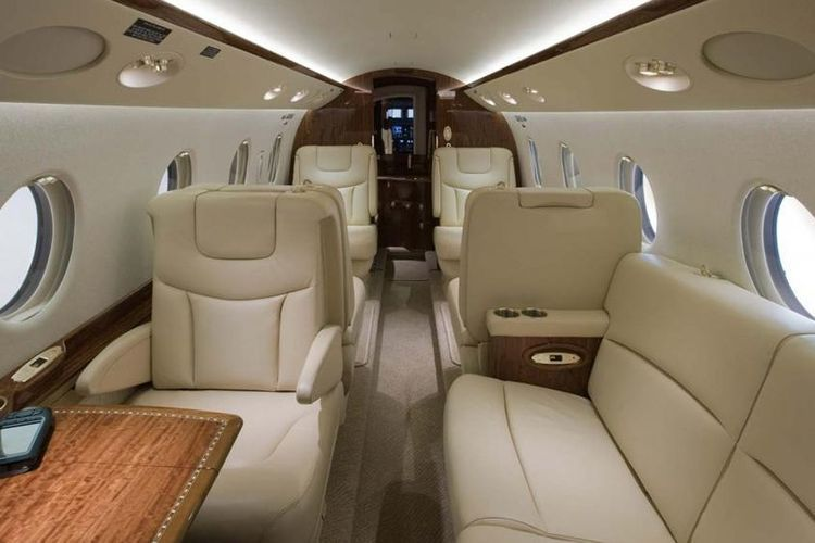G150 Astra Private Jet