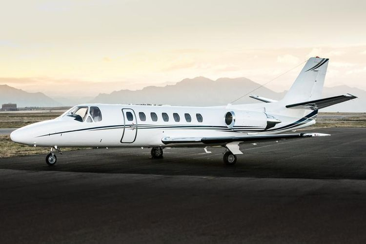 Citation Ultra Private Jet