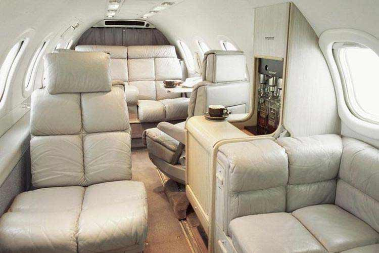 Learjet 35 Private Jet