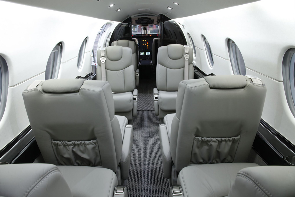 Beechcraft 400XP Private Jet