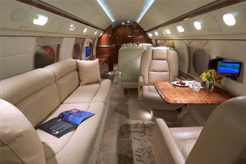 Gulfstream V Private Jet