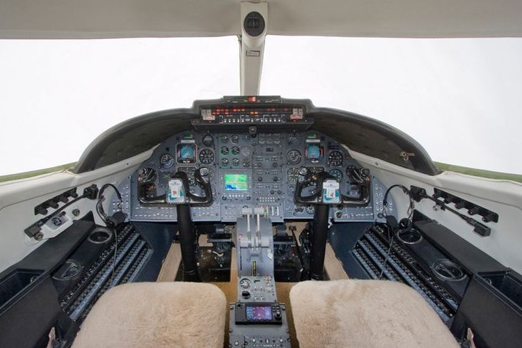 Sabreliner 40 Private Jet