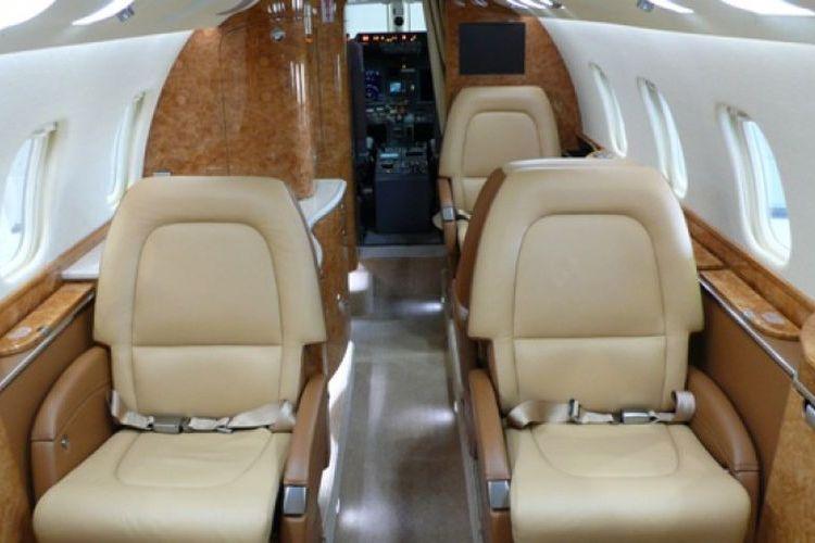 Learjet 60 Private Jet