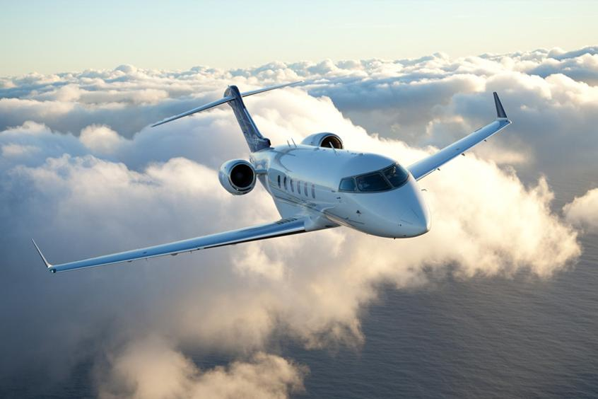 Challenger 300 Private Jet