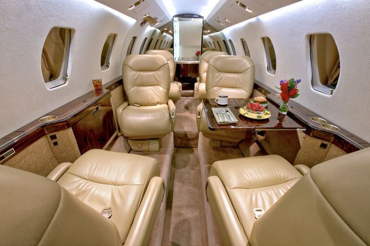Citation VII Private Jet
