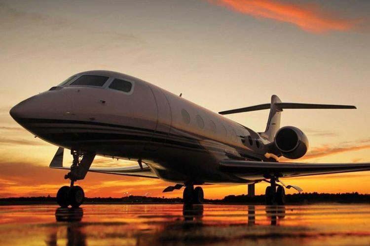 Реактивные самолеты дальнего следования Private Jets