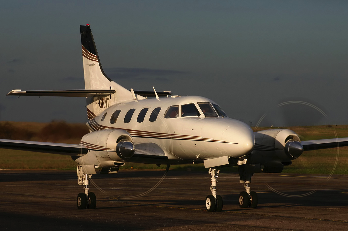 Merlin III B Private Jet