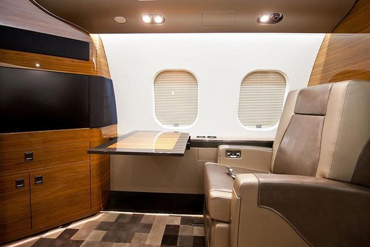 Global 6000 Private Jet