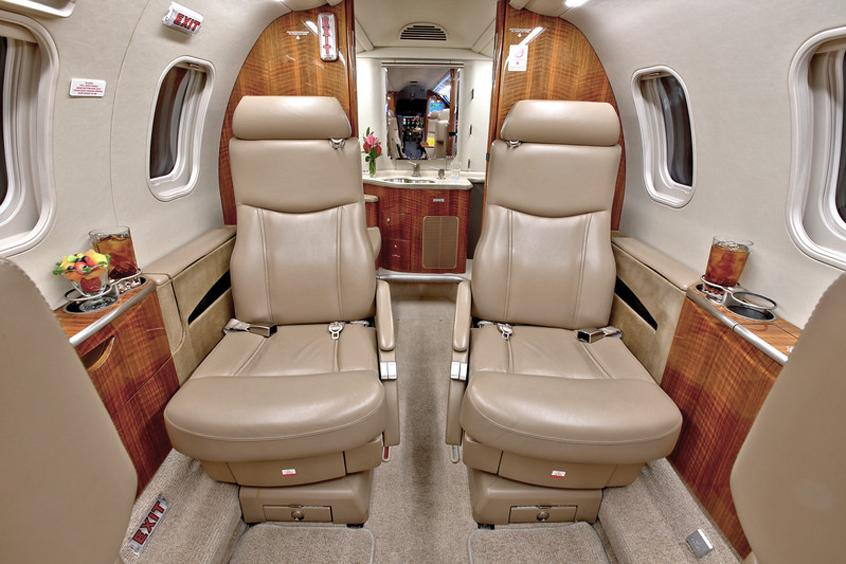 Learjet 45 Private Jet