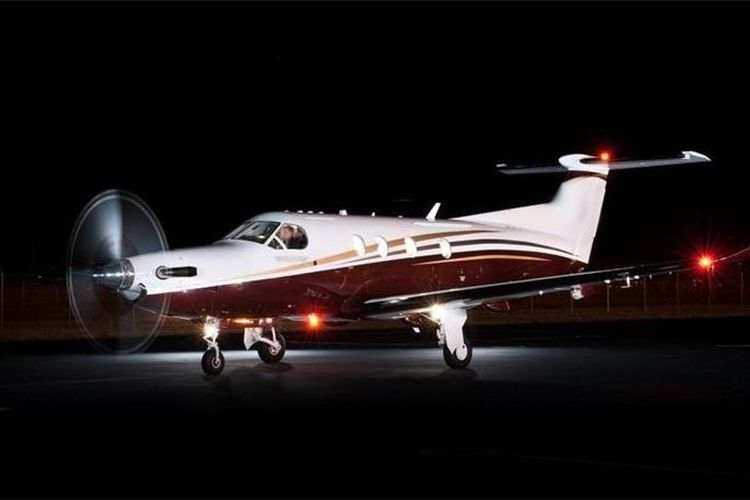 Pilatus PC12 Private Jet