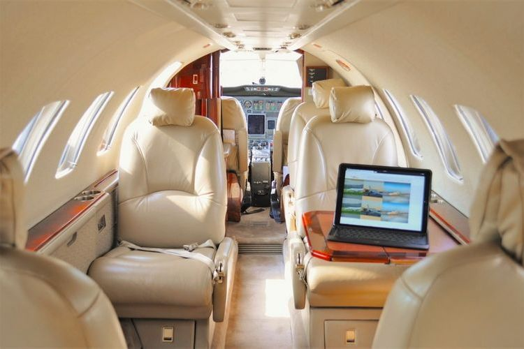 Citation V Private Jet