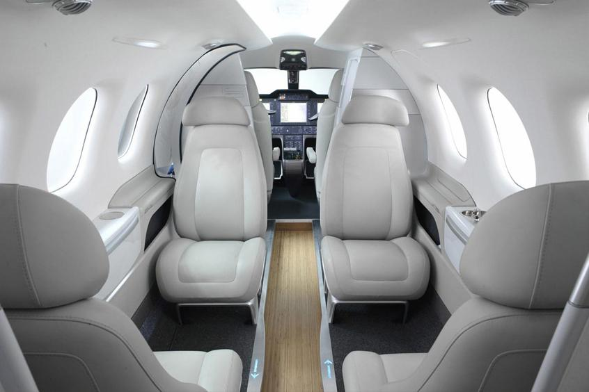 Phenom 100 Private Jet