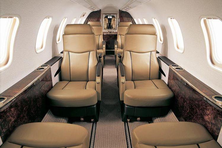 Sabreliner 75 Private Jet
