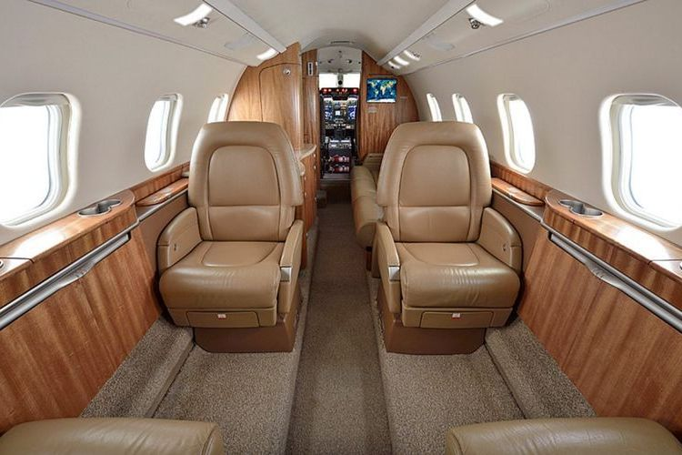 Learjet 36A Private Jet