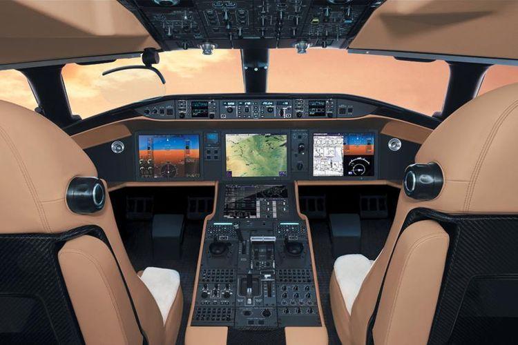 Global 6000 Private Jet