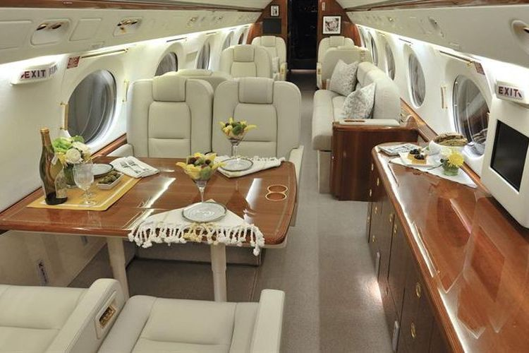 Gulfstream IV Private Jet